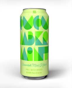 Radical Road Cucumber Mint Kolsch