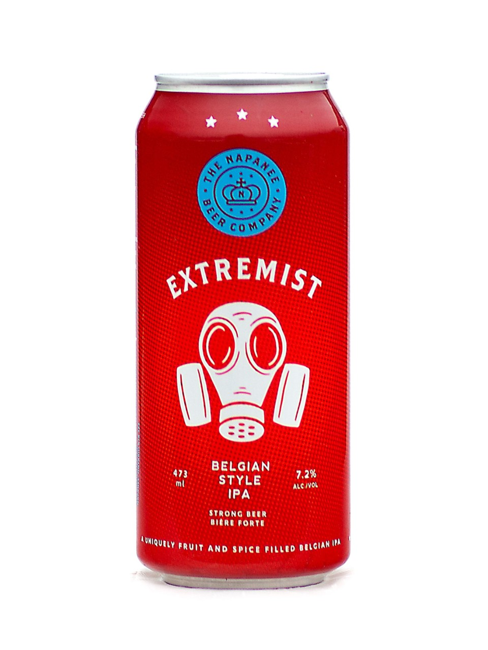 The Napanee Beer Company Extremist Belgian Style IPA