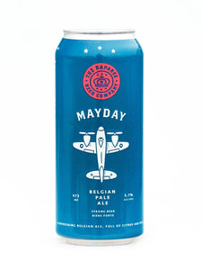 The Napanee Beer Company Mayday Belgian Pale Ale