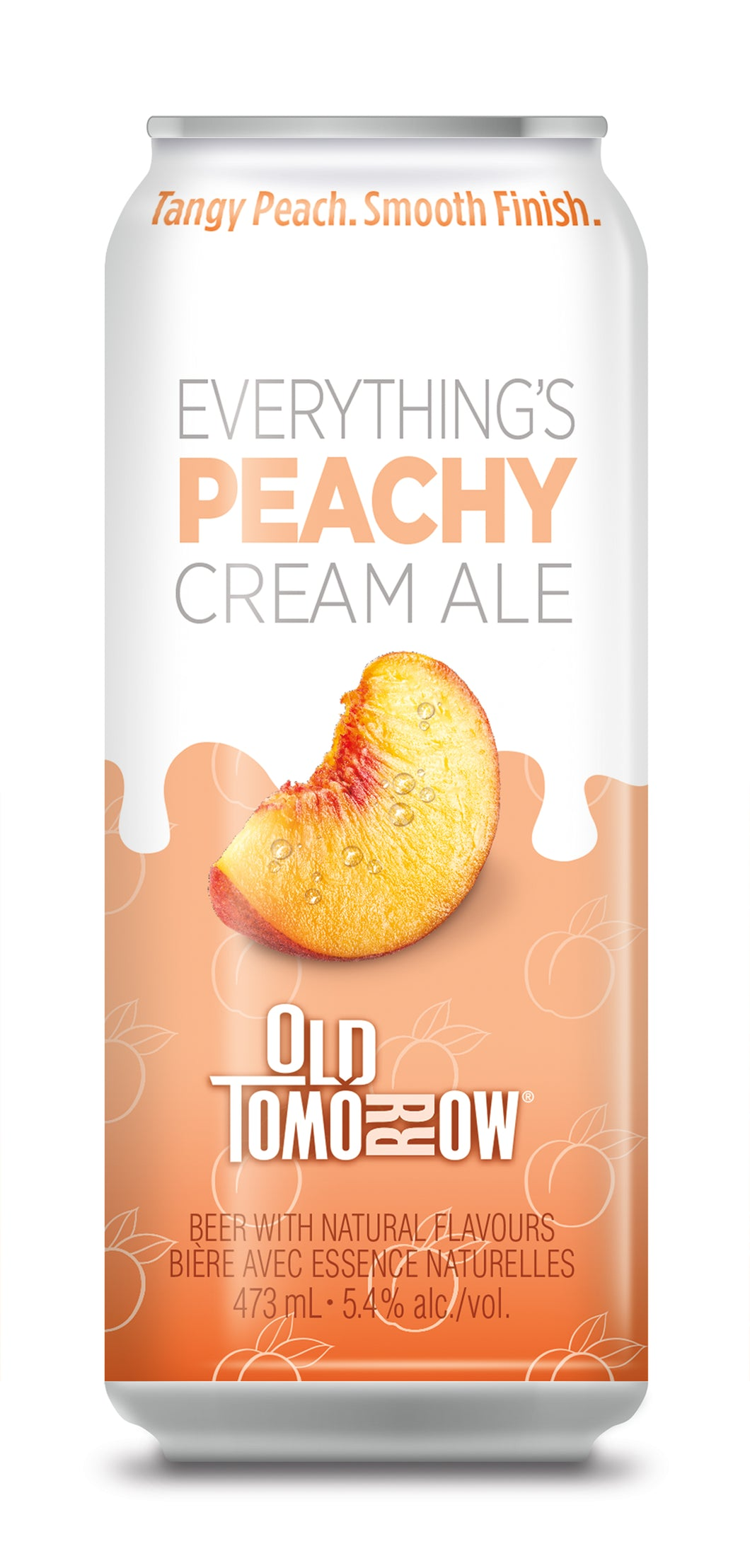 Old Tomorrow Everything's Peachy Cream Ale
