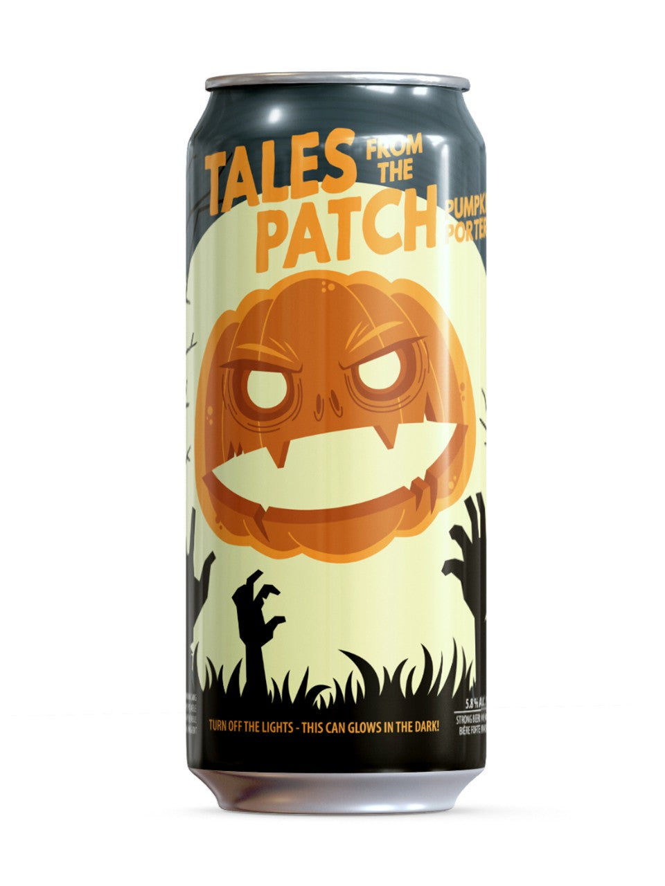 24 Special Big Rig Tales From the Patch Pumpkin Porter