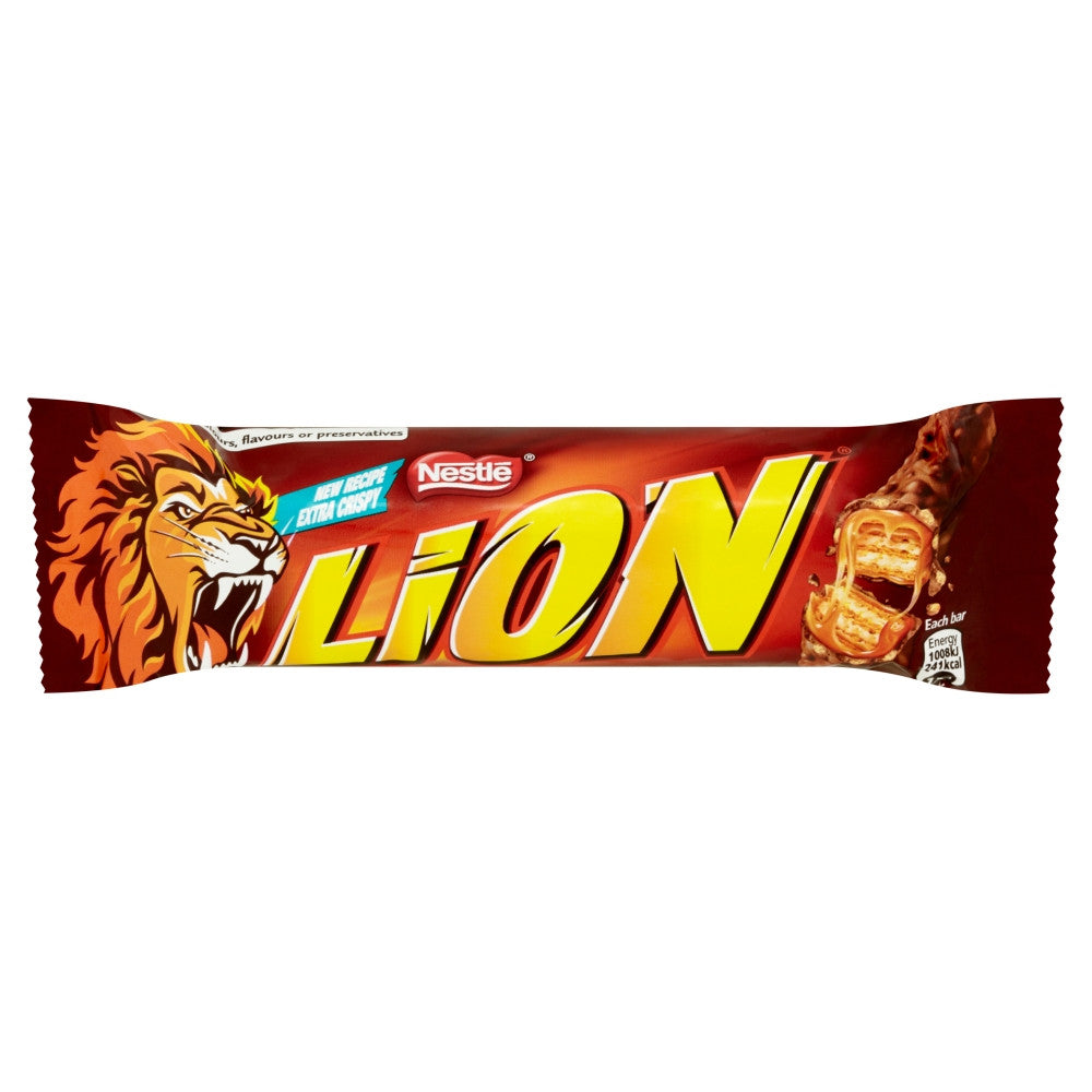 Lion Bar - Livewell Direct
