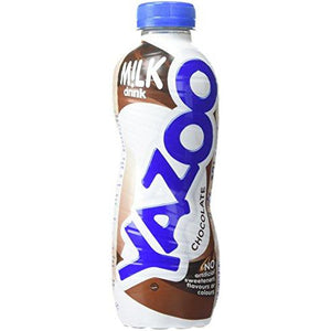 Yazoo Chocolate Milk Drink 400 ml (Pack of 10) - Livewell Direct