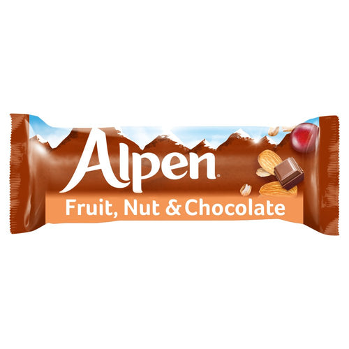 Alpen Fruit, Nut & Chocolate - Livewell Direct