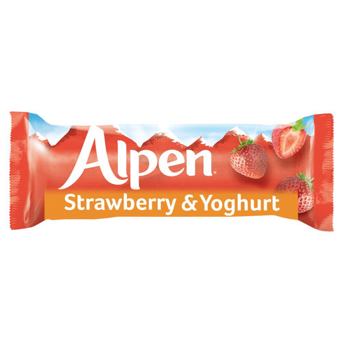 Alpen Strawberry & Yoghurt - Livewell Direct