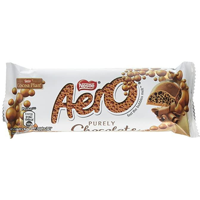 Aero Purely Chocolate - Livewell Direct