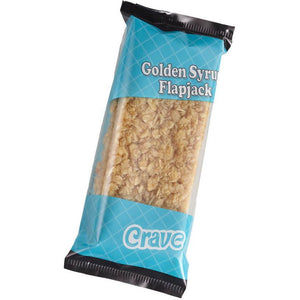 Crave Golden Syrup Flapjack - Livewell Direct