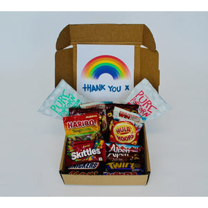 The NHS & Care Heroes Box (Free Delivery) - Livewell Direct