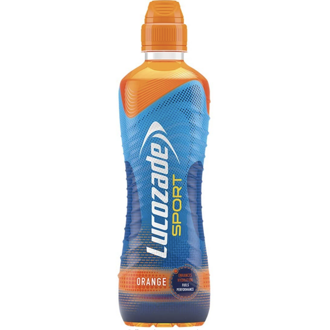 Lucozade Sport 500ml - case of 12 - Livewell Direct