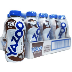 Yazoo Flavoured Milk Drink 300 ml (Pack of 12) - Livewell Direct