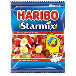 Haribo Starmix 90g - Livewell Direct