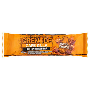 Grenade Carb Killa Jaffa Quake 60g - Livewell Direct