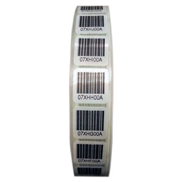 RxSafe 1800™ Serial Labels (5,000 labels per roll)