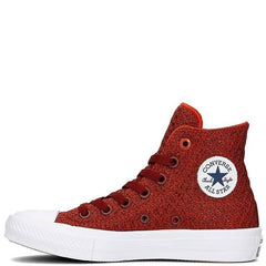Converse Chuck Taylor All Star II Mesh Hi 169436-S.Red/Wht/S.Red