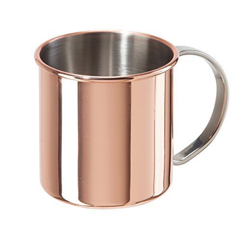 Classic Moscow Mule Mug (Stainless Steel)
