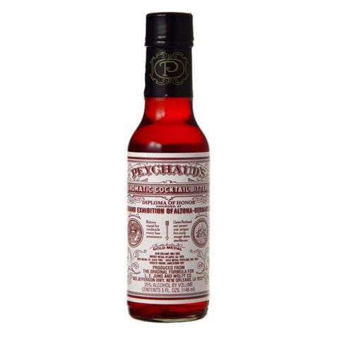 Peychaud's Aromatic Cocktail Bitters (5 fl oz)