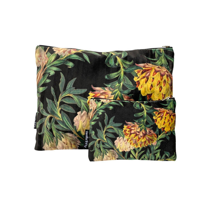 Pochette fantasia Exotic Flower