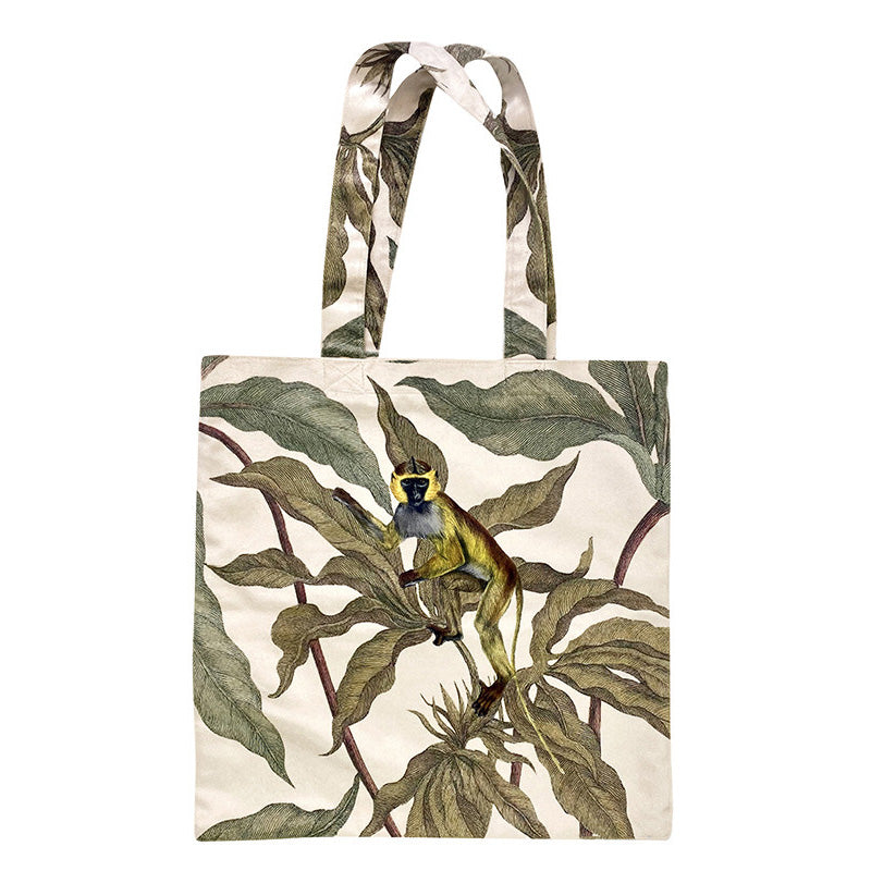Borsa shopper fantasia Foliage