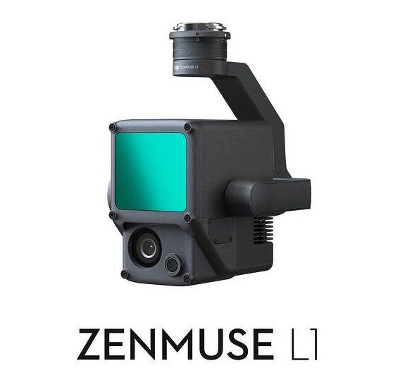 What you need to know about the DJI Zenmuse L1 Lidar system