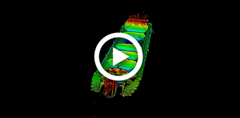 Visualizing a Sand Barge in LiDAR360