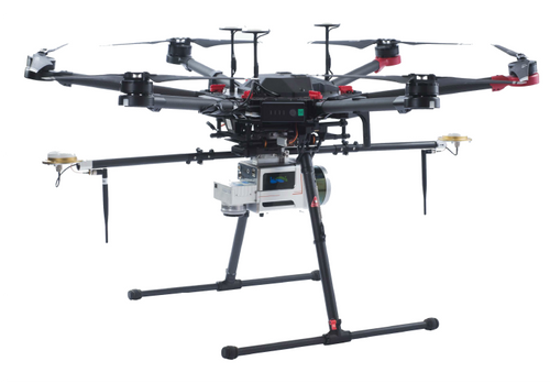 Lidar Drone – Candrone