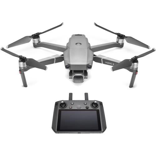 Mavic 2 Pro Deluxe Bundle with Smart Controller (Save $158 !)