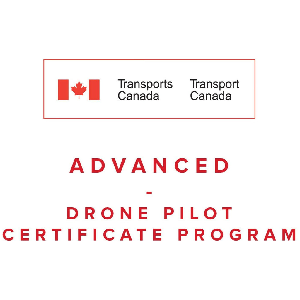 Advanced Drone Pilot RPAS Certification package