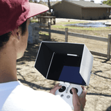 Polarpro DJI FPV Monitor/Tablet Sunshade - For Remote