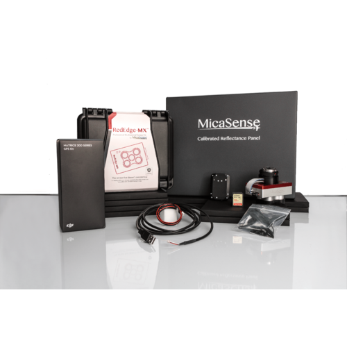 Red Edge MX Multispectral camera