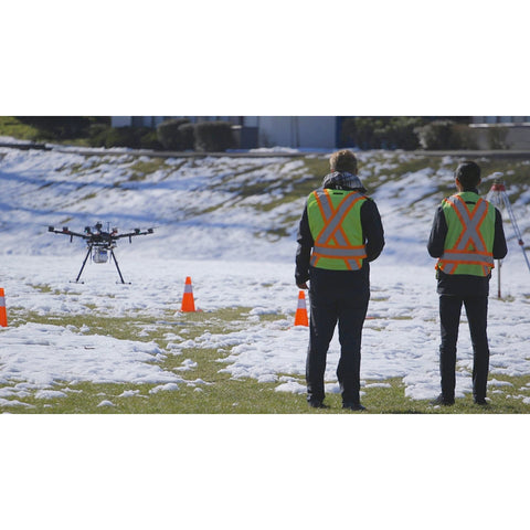 UAV Outdoor Flight Training