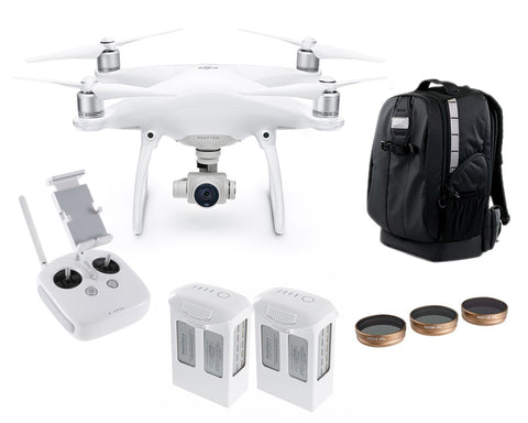 DJI Phantom 4 Pro Deluxe Combo(Backpack)