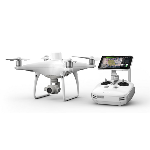 Phantom 4 RTK+D-RTK 2 Mobile Base Station Combo - Preorder for November