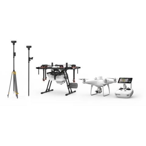 D-RTK 2 High Precision GNSS Mobile Station with Tripod