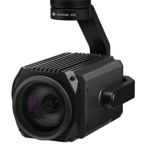 DJI Zenmuse Z30 - 30x Optical Zoom Aerial Camera - RENTAL