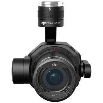 DJI Zenmuse X7 with DJI DL/DL-S Lens Set RENTAL