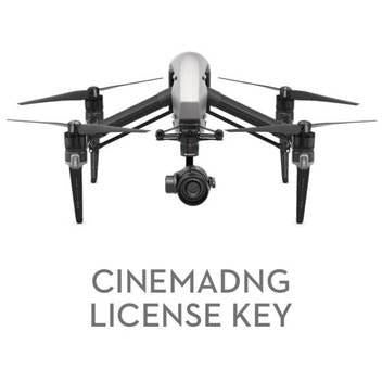 DJI Inspire 2 Cinema License Key