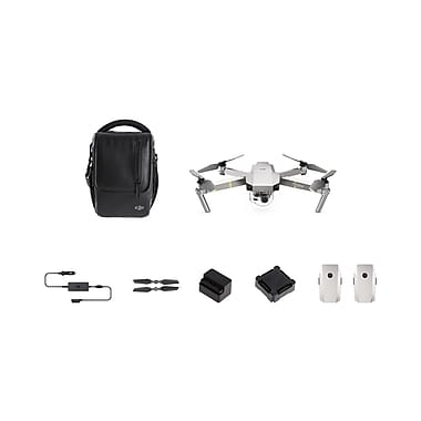 DJI Mavic Pro Platinum Fly More Combo (open box, not activated)