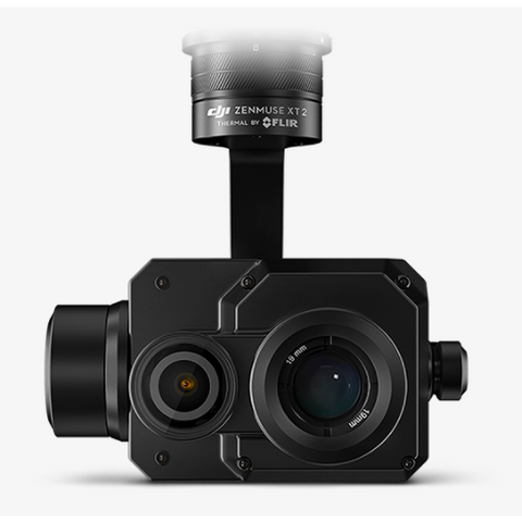 DJI Zenmuse XT2 640x512 19mm (30Hz) Thermal Camera