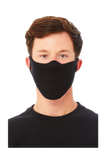 Guard Mask - Fleece Fabric Face Mask Single Layer Cover Made in the USA