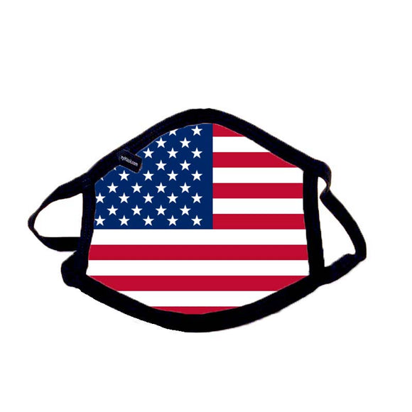 Country Flag Adult Face Mask