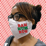 HOLIDAY CHRISTMAS Mask - Pullover Ear safe Fabric mask