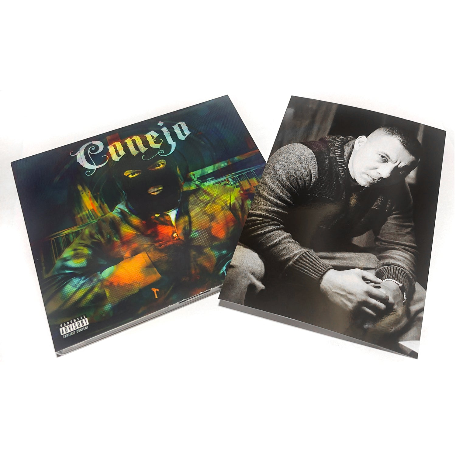 [Collectors Limited Edition] Agenda 32 - Conejo Album With Autograph Photo Print