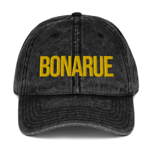 Open image in slideshow, Bonarue Vintage Cotton Cap