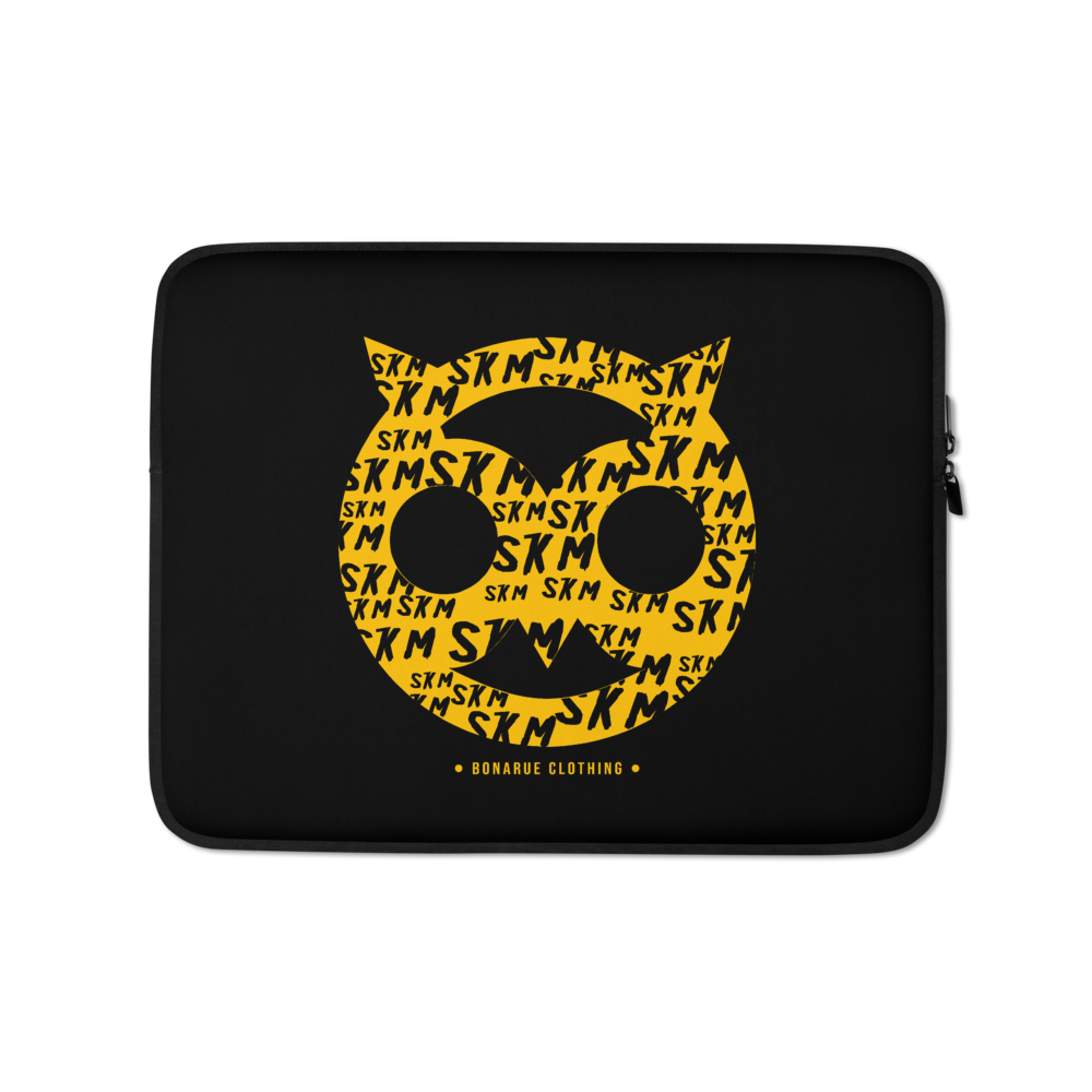 Bonarue Owl SKM Laptop Sleeve