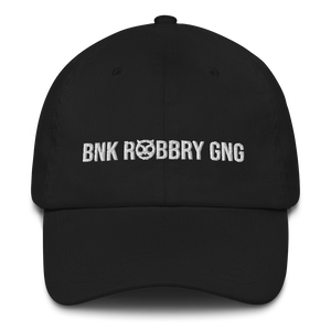 Open image in slideshow, BNK ROBBRY GNG Dad Hat