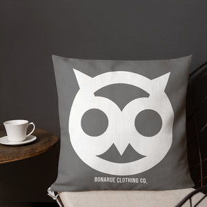 Open image in slideshow, Bonarue Owl Premium Pillow