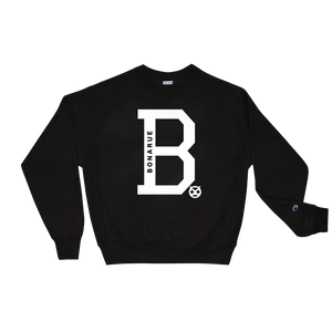 Open image in slideshow, All Star B - Champion Crewneck Sweater