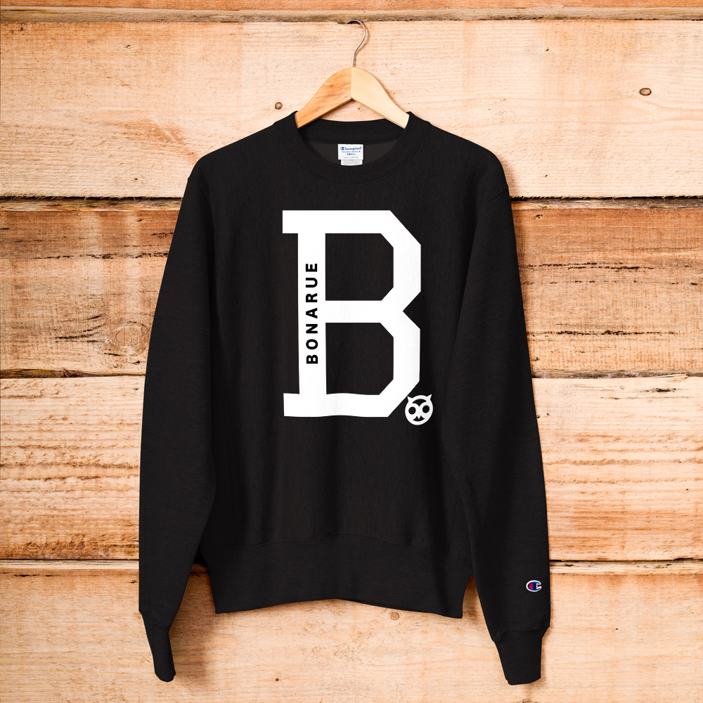 All Star B - Champion Crewneck Sweater