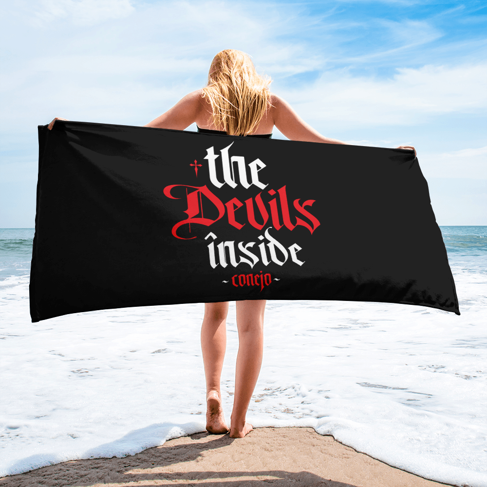 The Devils Inside Towel