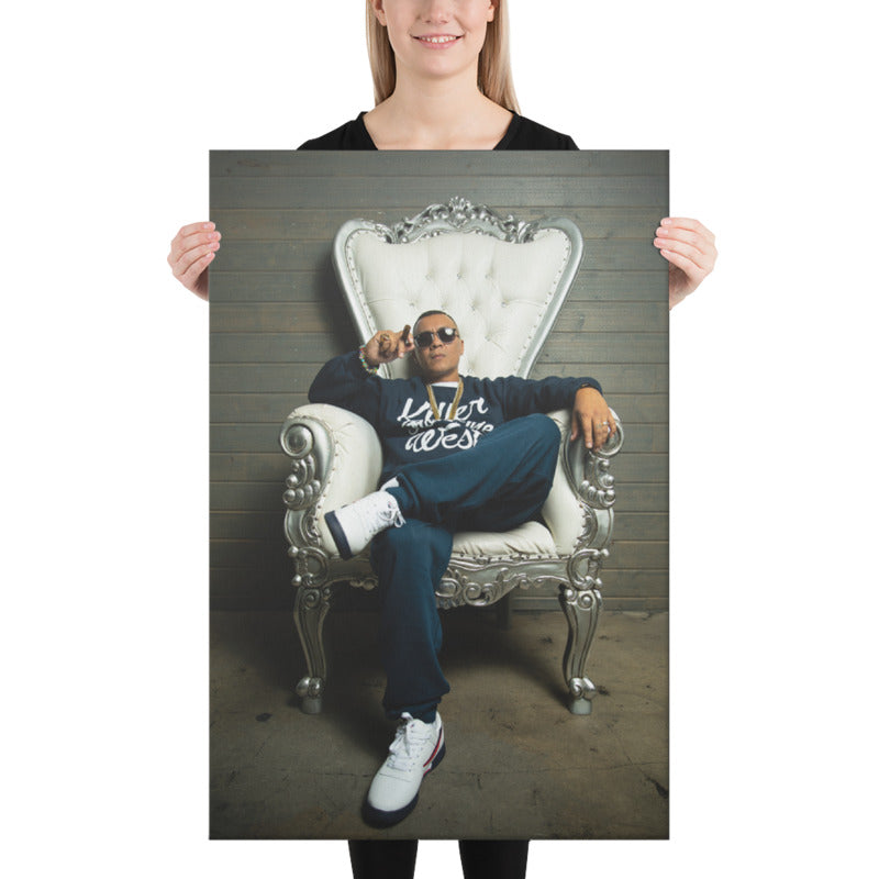 "Conejo: Bossed Up - 24""×36"" Prime Canvas Print"
